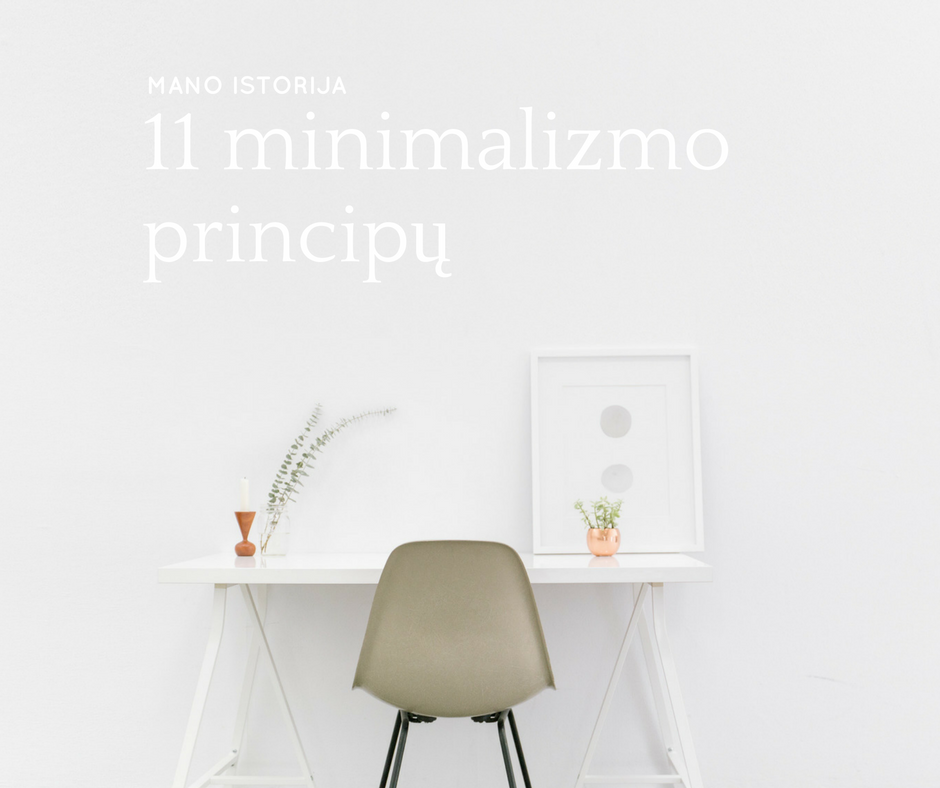 11-minimalizmo