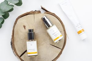 Veido odos priežiūra pagal Dr. Hauschka