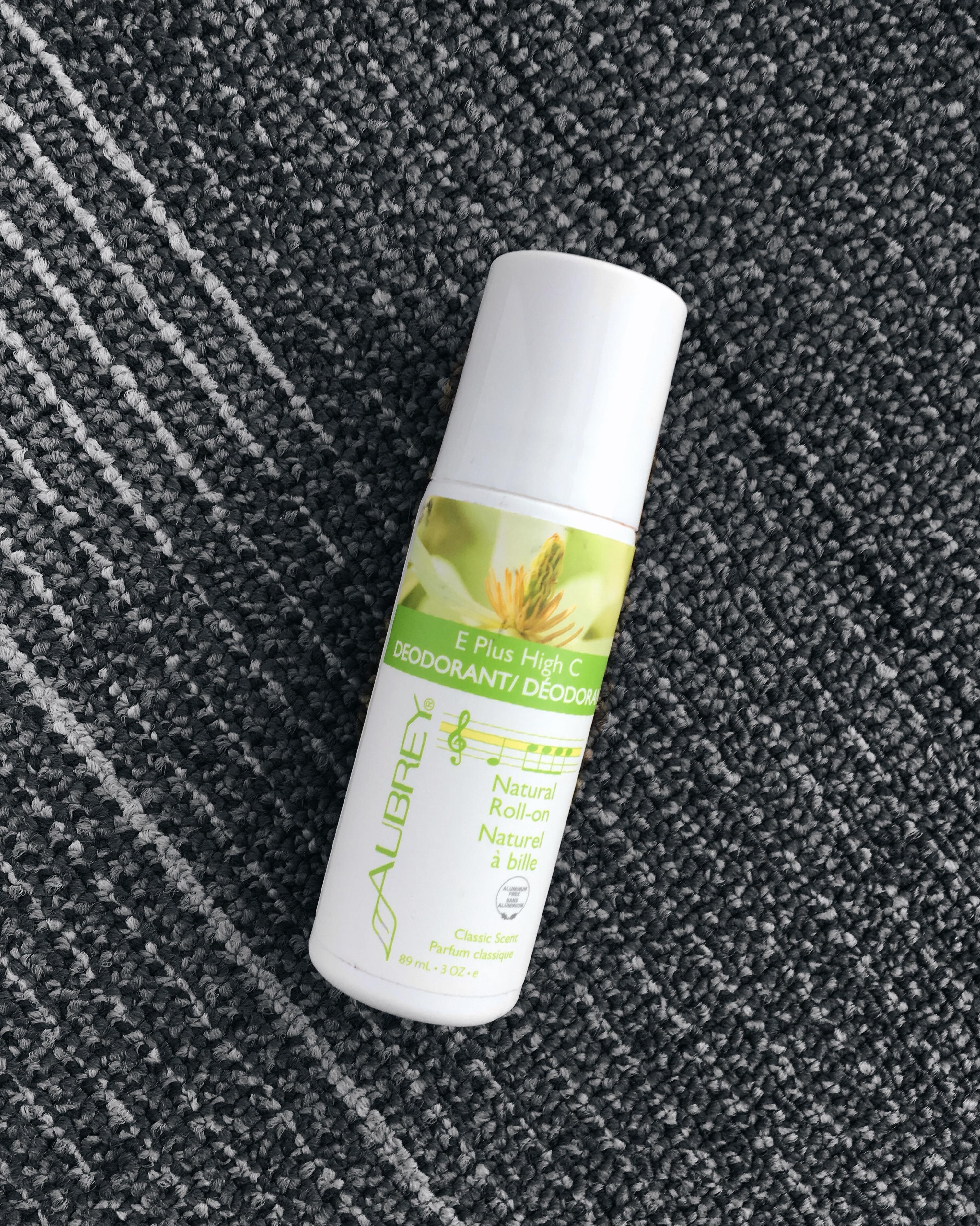aubrey naturalus dezodorantas