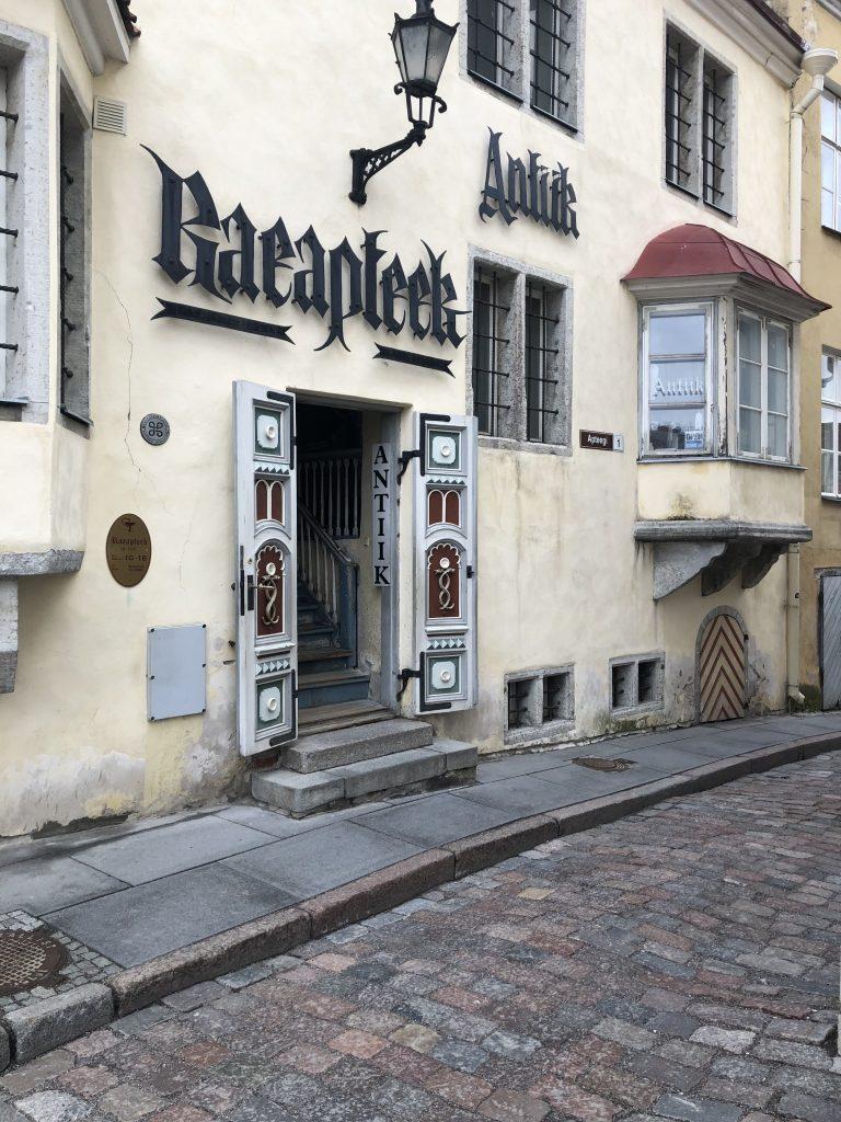 Seniausia vaistinė Europoje