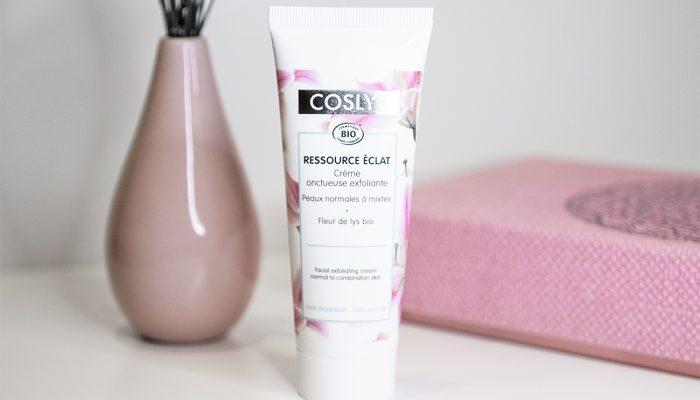 Prancūziški Coslys dezodorantas bei veido šveitiklis