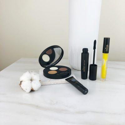 Inika: ekologiška mados podiumų kosmetika